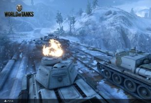 Стартовал бета-тест World of Tanks для PlayStation 4
