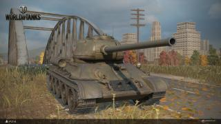 World of Tanks появится на PlayStation 4